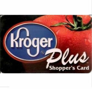 Kroger Plus Card 2000 Fuel Points Reward Save $70 on Gasoline Expire 5/31/2021