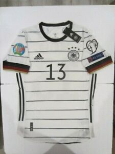 ADIDAS THOMAS MULLER GERMANY EURO 2022 WC QUALIFIERS MATCH HOME JERSEY 2020-2021