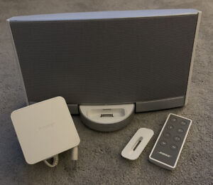 Bose SoundDock Portable Digital Music System White  - Battery Not Holding Charge