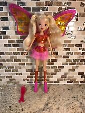 Winx Club Jakks Believix Stella Doll