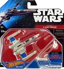 Hot Wheels Star Wars - Resistance X-Wing Fighter CKJ71  Closed Wing Vehicle