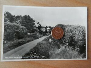 Vintage RP Postcard  The Mill Clymping 8909 W Sussex