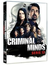 Criminal Minds - Stagione 12 (6 Dvd) WALT DISNEY