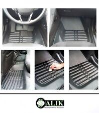 BMW X6, 3D Auto Fußmatte, Fußraumschalen Set, hoher Rand