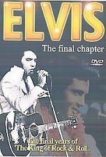 Elvis Presley - Elvis - The Final Chapter (DVD, 2002)