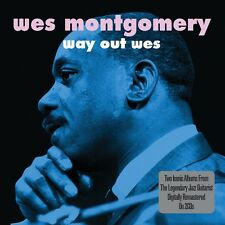 Wes Montgomery - Way Out Wes (2CD 2010) NEW/SEALED
