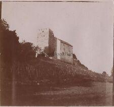 Sienne Siena ? Italie Italia Photo Amateur Vintage citrate ca 1900 #7