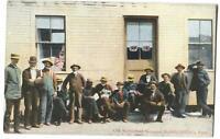 Postcard Old Marblehead Skippers Marblehead MA