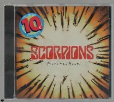 SCORPIONS  FACE THE HEAT CD  SIGILLATO!!!