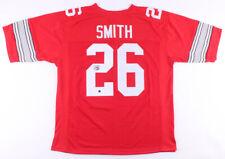 Robert Smith Ohio State Buckeyes Signed Football Jersey ~ Smith COA Authentic! ~