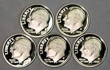 2008 S 10C Silver Dc Proof Roosevelt Dime *Free Shipping*