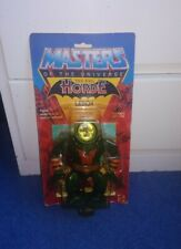 LEECH - Vintage Masters of the Universe - Sealed Mint Carded MOC - 1985 Mattel