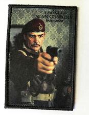 Sean Connery WW2 Patch Morale Militaire Tactique Armée Drapeau 7,6cm x 5cm