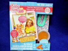 NEW IN PACKAGE BABY ALIVE SUPER SNACKS TREAT TIME SNACK PACK BABY DOLL FOOD