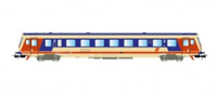 Rivarossi HR2783 HO Gauge OBB Rh5047 023-6 Diesel Railcar IV
