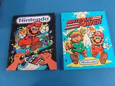 NINTENDO POWER! Folder 1988 Super Mario Collectible Best Condition one in stock!