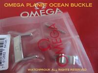 OMEGA SEAMASTER PLANET OCEAN 20MM BUCKLE WIDE 7mm TONGUE 100% original