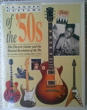Classic Guitars of the 50s Hardcover Collectable