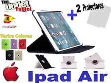 FUNDA PARA APPLE IPAD AIR ipad 5 RETINA GIRATORIA 360º (1ª Generación)