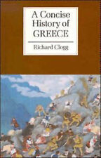 A Concise History of Greece by Richard Clogg (Paperback, 1992)