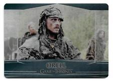 2017 Game of Thrones Valyrian Steel Base Metal Card #93 Orell