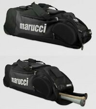 Marucci equipment wheeler bag (baseball/softball), black, new, out of box