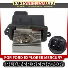 Blower Motor Resistor for Ford Explorer Mercury Mountaineer 1998 1999 2000 2001