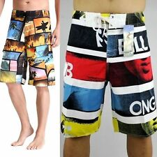 Men's Casual Multi Coloured Billabong Boardshorts Quick-Dry Size 30-38 ❤Aus❤