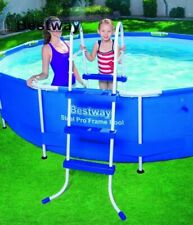 58334 Bestway 91cm Safety Pool Ladder For Asia,Africa,America 36 Inches AGP