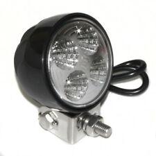 E4 LED 12V 24V Work Light Flood Lamp Circle Floodlight Car Truck Boat Offroad