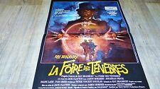 LA FOIRE DES TENEBRES  ! ray bradbury  affiche cinema