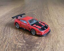Red Ferrari 575 GTC Hot Wheels Diecast Model / Toy Car