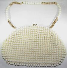Vintage Bead Purse Made in Japan