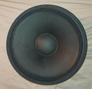 """Peavey PV118 Subwoofer 18"""" inch Speaker/Driver 1004600069 Dual VC"""