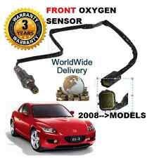 FOR MAZDA RX8 1.3 2.6 4/2008-> FRONT PRE CAT O2 OXYGEN LAMBDA SENSOR 5/6 SPEED
