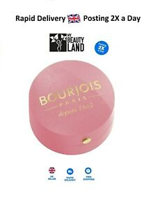NEW Bourjois Little Round Pot Blush with Mirror and Brush , Sealed - Choose