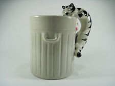 Tom Cat Mug by Takahashi Japan Hand Painted