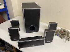 SONY DAV-DZ560 5.1 HOME CINEMA SYSTEM 850W -SPEAKERS SYSTEM ONLY