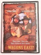 WAGONS EAST! Western DVD Movie RARE JOHN CANDY