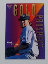 1996 Futera ABL Australian Baseball Gold Prospect #GP5 Mark Ettles