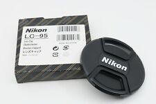 Genuine Nikon LC-95 Front Lens Cap 95mm