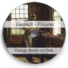 Rare Books Guns Gunsmith DVD Repair Gunsmithing Maintenance Rifle Pistol Oil 281