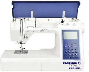 Eastman Tailor ES500 - Computerised Sewing Machine