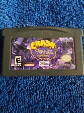 Crash Bandicoot Purple: Ripto's Rampage (Nintendo Game Boy Advance, 2004)