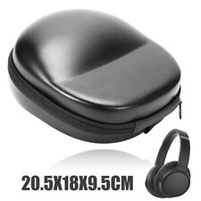 Portable Cable Earphones Headphones EVA Hard Case Cover Bag For SONY WH-CH700N