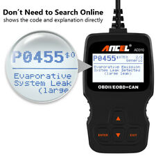 Automotive OBD2 CAN OBDII Car Engine Code Reader Diagnostic Scanner Tool ELM327