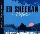 ED SHEERAN - PERFECT (2-TRACK)   CD SINGLE NEW!