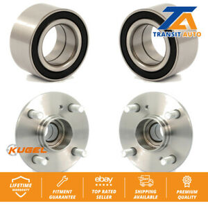 Front Rear Wheel Bearing And Hub Assembly Kit For Suzuki Aerio