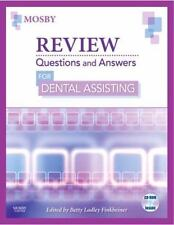 Review Questions and Answers for Dental Assisting, 1e by Finkbeiner CDA Emeritu