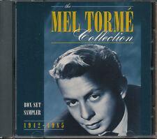 Mel Tormé Box Set Sampler [1942-1985] RARE 12 track promo CD '96 (Rhino)